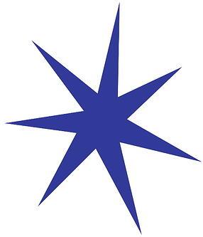 GeoVisions seven-point star