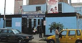 Medical center in Lima, Peru