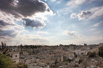 Amman landscape