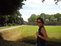 Dionne in Tuscany
