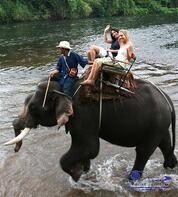 Thailand Conversation Corps sightseeing