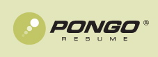 Pongo Resume logo