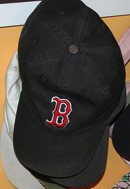 Boston Red Sox baseball cap