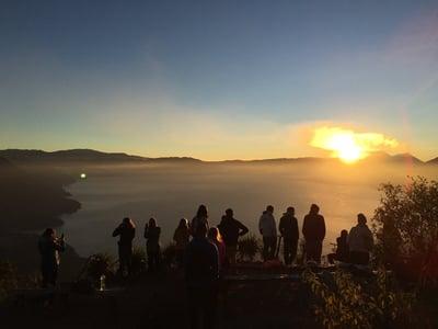 Overlooking-Lake-Atitlan-from-Indian-Nose