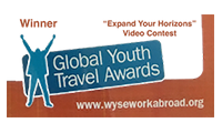 GeoVisions is a winner of the Global Youth Travel Awards