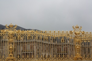 Kelsey enjoys traveling while working as an Au Pair in France, like visiting the Palace at Versailles