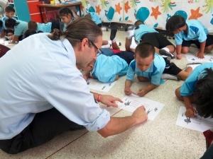 paid teaching abroad