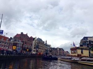 Emily enjoyed traveling around Europe while working as an au pair