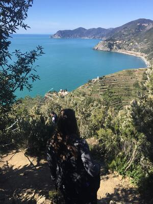 Solo Travel - Kelsey