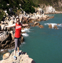 Heidi loved exploring New Zealand while working there as an au pair