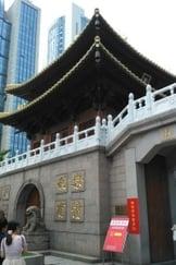An artifact in China.