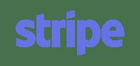 Stripe Logo (blue)